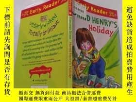 二手書博民逛書店horrid罕見henry s holiday :可怕的亨利的假期Y212829 不祥 不祥