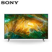 [SONY 索尼]65型 4K 高畫質數位液晶電視 KD-65X8000H