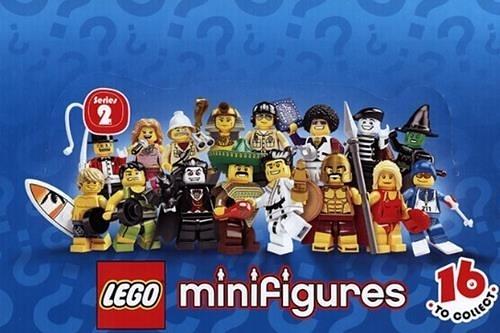 LEGO 樂高 71020 Minifgure THE LEGO 樂高 BATMAN MOVIE Series 2 - 1 Figure