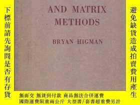 二手書博民逛書店應用羣理論和矩陣方法罕見英文版APPLIED GROUP THE