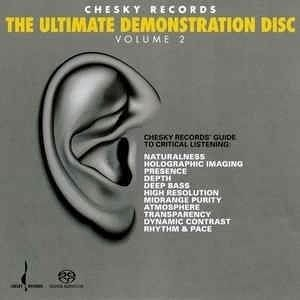 【停看聽音響唱片】【SACD】The Ultimate Demonstration Disc Volume 2