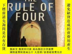 二手書博民逛書店英文原版罕見飄流書 THE RULE OFF OURY25543