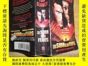 二手書博民逛書店The罕見Sum of All FearsY13681 Tom Clancy Berkley Books 出