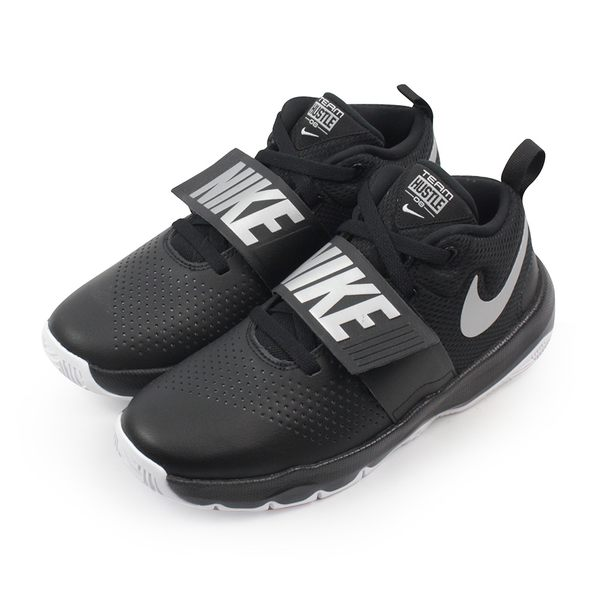 NIKE 女 NIKE TEAM HUSTLE D 8 (GS)  慢跑鞋- 881941001