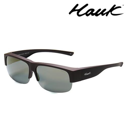 HAWK偏光太陽套鏡(眼鏡族專用)HK1602A-30