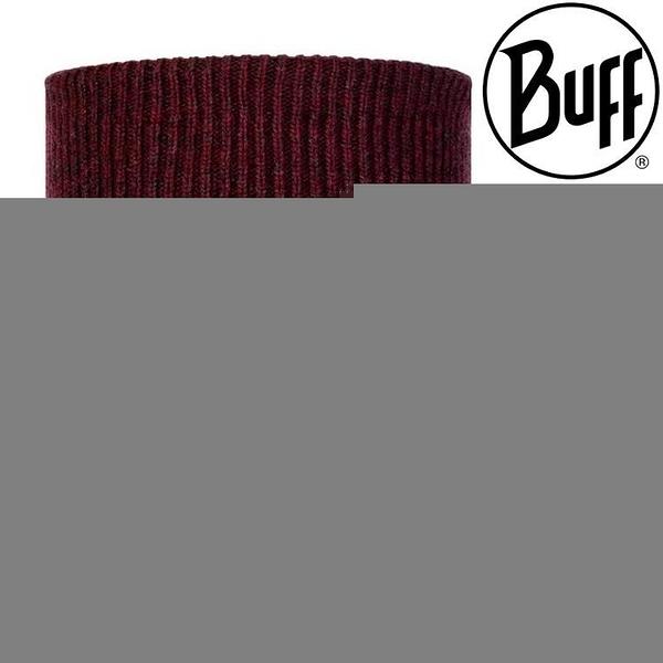 『VENUM旗艦店』Buff Lyne 針織保暖領巾/頸圍/圍巾 116033-632 褐紫紅
