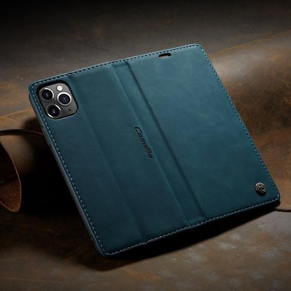 經典翻蓋皮套 iPhone SE2 XS Max XR i7 i8 plus 手機殼 皮革工藝 錢包卡片 影片支架 全包邊軟殼 防摔殼