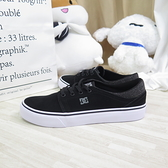 DC SHOES TRASE SD 男款 運動 滑板鞋 休閒鞋 300652KSO 黑【iSport愛運動】