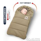 包被嬰兒初生加厚兩用外出寶寶抱被純棉防驚跳睡袋新生兒用品 居樂坊生活館