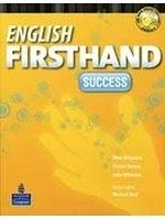 二手書博民逛書店《English firsthand success  4/e