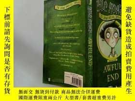 二手書博民逛書店Awful罕見End :可怕的結局Y200392