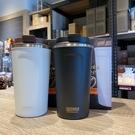 【沐湛咖啡】仙德曼咖啡直飲保溫杯 480ml 仙德曼咖啡隨身杯 隨行杯 咖啡直飲杯 保溫杯 黑/白