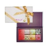 【Diva Life】音樂聖誕-經典比利時純巧克力片禮盒(比利時純巧克力)