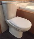 【麗室衛浴】德國 KERAMAG UNITY系列   雙體馬桶壁排  C50298AW