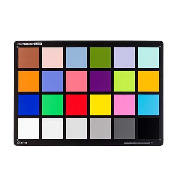 預購商品 愛色麗 X-Rite 校色卡白平衡卡 /個 ColorChecker Classic chart