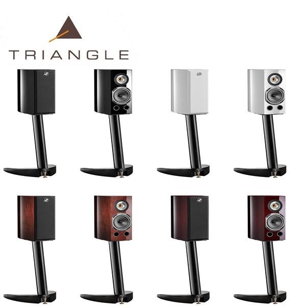 【勝豐群音響】Triangle Magellan  Duetto  麥哲倫  書架型喇叭白色 (Alpha/Comete/Concerto)