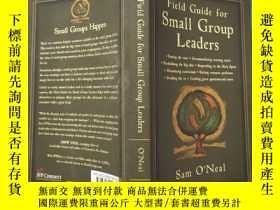 二手書博民逛書店field罕見guide for small grope leadersY202807 Sam o neal