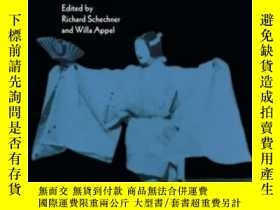 二手書博民逛書店By罕見Means Of PerformanceY255562 Schechner, Richard; App