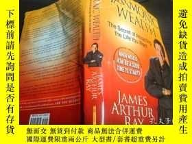 二手書博民逛書店日英法德意等外文原版罕見《 Harmonic Wealth 》James Arthur Ray 著2008年 小1