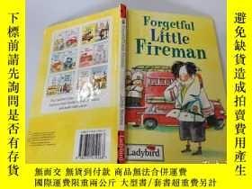 二手書博民逛書店forgetful罕見little fireman:健忘的小消防員Y200392
