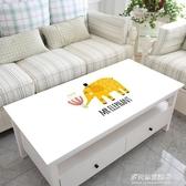 桌布-卡通動漫防水軟塑料玻璃水晶板茶幾墊餐桌桌布書桌桌布電視柜桌布 多麗絲