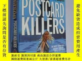 二手書博民逛書店Postcard罕見KillersY146810 James P