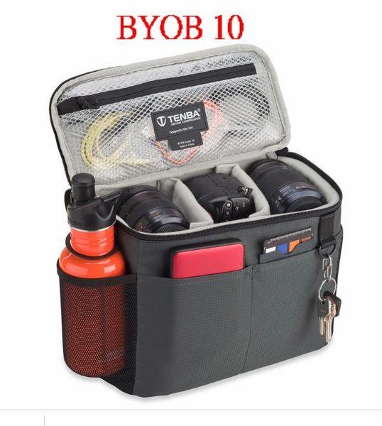 Tenba 天霸 Tools BYOB 10 Camera BYOB 相機內袋 【636-223】