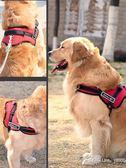 狗狗牽引繩胸背帶金毛狗中型犬狗錬子大型犬狗繩項圈寵物用品k8 艾莎