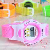 兒童手錶男孩女孩寶寶玩具電子手錶小孩男童運動手錶0-5歲XW(1件免運)