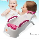 (好康免運)兒童洗頭躺椅小孩洗頭神器可坐躺洗頭椅寶寶洗髪椅洗頭床可折疊XW