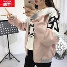 薄款外套少女春秋裝2019新款初中高中學...