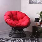 舒適旋轉式星球椅(紅)-生活工場...