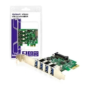 Uptech UTB253 USB3.0 4-port擴充卡