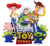 【卡漫城】台灣製 玩具總動員 防水貼紙 ㊣版 Toy Story 熊抱哥 三眼怪 巴斯 胡迪 12cm 任四張
