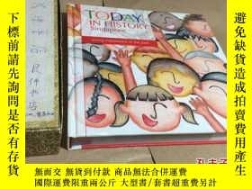 二手書博民逛書店TODAY罕見IN HISTORY SINGAPORE 歷史上的