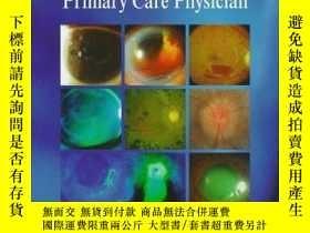 二手書博民逛書店Ophthalmology罕見for the Primary Care Physician-初級保健醫師眼科Y