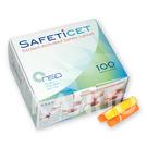 【歐克】安全採血針 100入/盒 (細針、粗針可選)