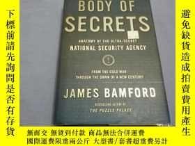二手書博民逛書店Body罕見Of Secrets: Anatomy Of The