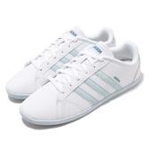 adidas 休閒鞋 Coneo QT 白 藍 女鞋 運動鞋 【PUMP306】 FX3445