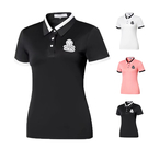 高爾夫女球衣服女裝上衣 短袖 T恤 女士 春夏韓版運動衣修身