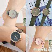 【618好康又一發】手錶韓版學生休閑情侶手錶一對