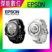 Epson Runsense SF-850B 運動手錶 路跑教練 GPS 心率偵測 飆速黑 另J300B