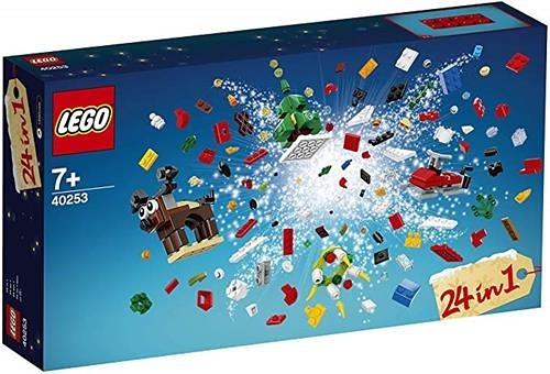 LEGO 樂高  Christmas Build Up 40253