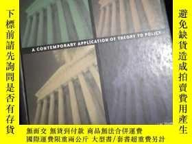 二手書博民逛書店PUBLIC罕見FINANCE A Contemporary Application of Theory to P