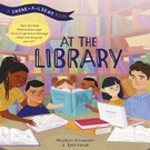 A Shine A Light Book:At The Library 透光書:圖書館篇 精裝繪本