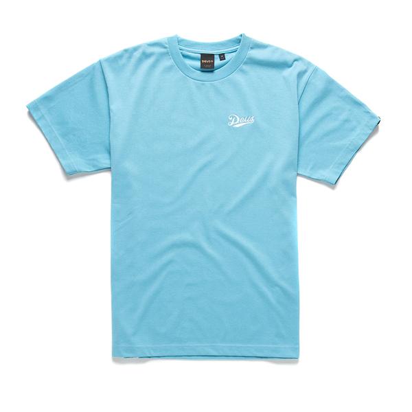 Deus Ex Machina Flagged Tee T恤-(藍)