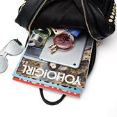 店長推薦 2018新款韓版百搭潮女包小包包鉚釘pu皮包旅行雙肩包學生后背包黑