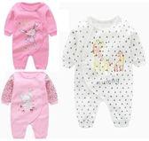 長袖兔裝  寶寶連身衣/兔裝/童裝 CAR4453好娃娃