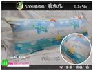 ivy の 織品【日本防瞞˙抗菌系列】系列:『車車˙船˙飛機』長抱枕(1.5*4尺)