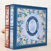 相冊 影集本5寸7寸600張插頁式五寸七寸家庭混裝照片大容量相冊 ys4985『毛菇小象』